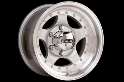 409S Silver Mirage Tires
